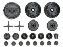 TT-02  G-Teile,  Getriebe