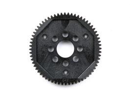Hauptzahnrad 64 Zähne, Modul 0,6