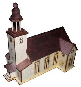 Lichterhaus  Dorfkirche
