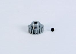Stahl-Motorritzel 17 Zähne