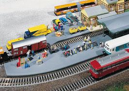Bahnsteig-Verlängerung