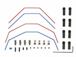 DT-03  Stabilisator-Satz  vorn / hinten