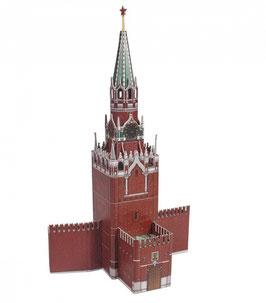 Spasski-Turm der Kremmelmauer