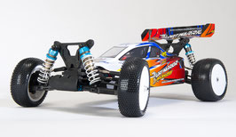 DIRT WARRIOR  BRUSHLESS WATER PRO  RTR