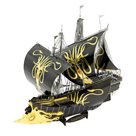 Iconx Game of Thrones:  Greyjoy Ship Silence