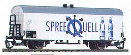 "Kühlwagen ""Spreequell"""