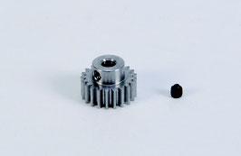 Stahl Motorritzel ,  Modul 0,6