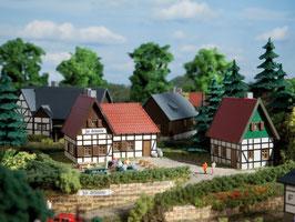 """Gasthaus """"Zur Schmiede"""" mit Nebengebäude"""