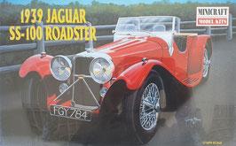 1939 JAGUAR SS-100 Roadster