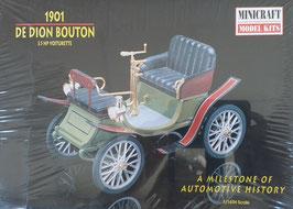 1901 DE DION BOUTON  3.5 HP Voiturette