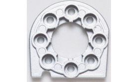 Aluminium Motorhalter