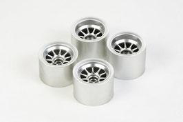 F104 Felge für Moosgummi-Reifen