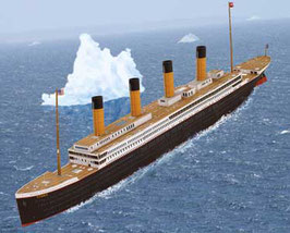 """""""Titanic"""" für Kinder"""