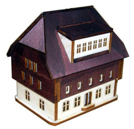 Lichterhaus  Modell 2