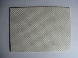 Dachplatte Schiefer diagonal