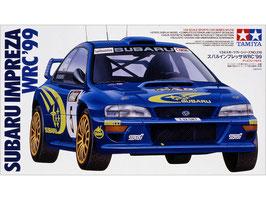 SUBARU IMPREZA  WRC`99