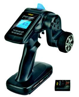 3K Reflex Wheel PRO 3 LCD    2,4 GHZ Fernsteuerung