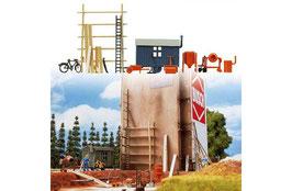 Baustelle am Haus