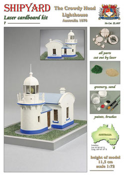 Leuchtturm Crowdy Head / Australien