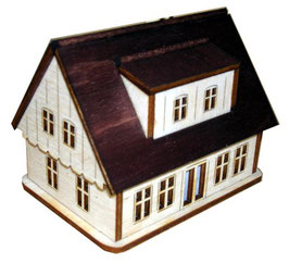 Lichterhaus  Modell 4