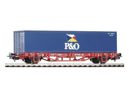 "Containertragwagen ""P&O"""