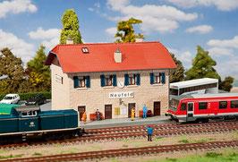 """Bahnhof """"Neufeld"""""""