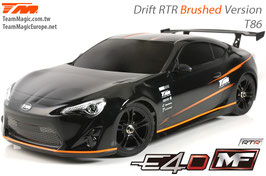 E4D MF 1/10 Scale  Electric Drift Car
