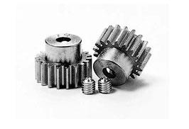 Aluminium Motorritzel; 2 Stück
