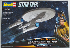 U.S.S Enterprise NCC - 1701