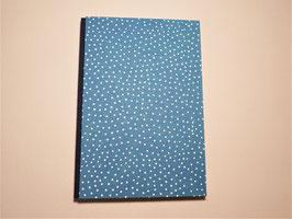 Notizbuch DIN A 5 - Türkis / Dots