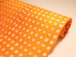 Punkte - Orange
