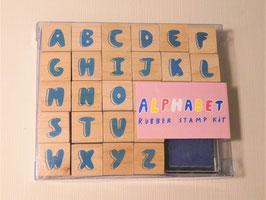 Stempelsortiment - Alphabet