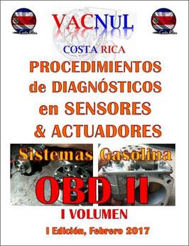 LIBRO de PROCEDIMENTOS de DIAGNÓSTICO de SENSORES & ACTUADORES en OBDII