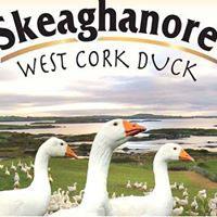Frische irische Ente