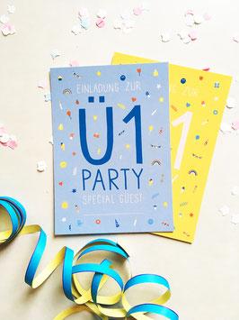 Einladung zum 1. Geburtstag