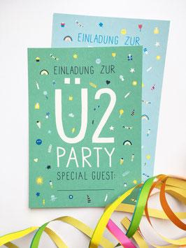 Einladung zum 2. Geburtstag