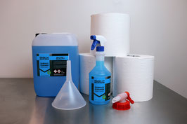 SURFACE CLEANER COMBI SET