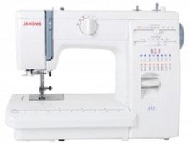 Janome 415 White