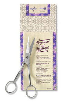 "INSPIRA® 6"" Applique Scissor, Precision"
