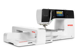 Bernina B590        De perfecte machine voor Naaisters, Quilters & Borduurster