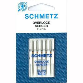 Schmetz Overlock Serger 80/12, ELx705