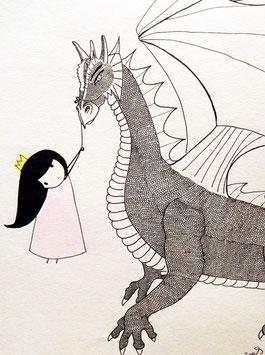 """""""Prinzessin Brutsch und ihre Haustiere"""" 2"""