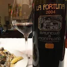 La Fortuna 2004 Brunello di Montalcino DOCG