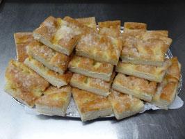Butter- Zuckerkuchen
