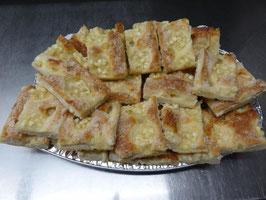 Apfel- Zuckerkuchen