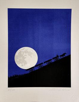 Alessandro Gottardo SHOUT - La luna nel carretto