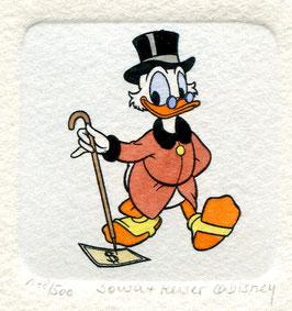 Walt Disney - Scrooge Mc Duck, Paperon de' Paperoni