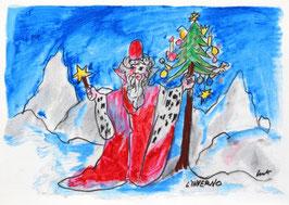 Emanuele Luzzati - L'Inverno