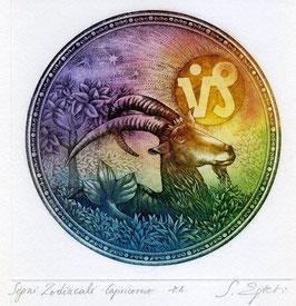 Zsuzsanna Egresi - segni zodiacali CAPRICORNO