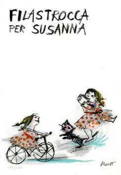 Emanuele Luzzati - Filastrocca per Susanna